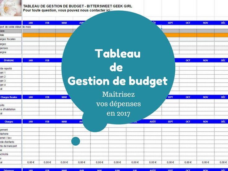 Fabulous Plus de 25 idées uniques dans la catégorie Budget excel sur  SP74
