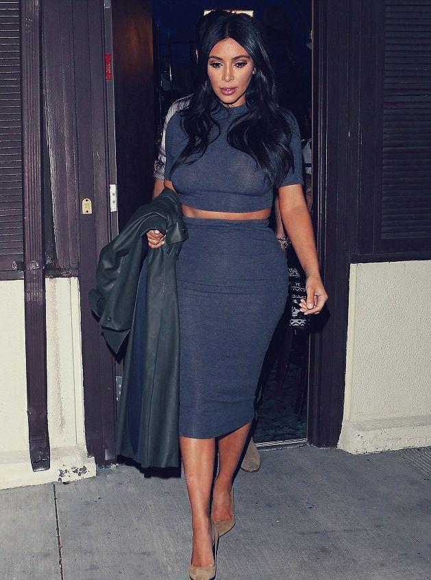 108 Best Kim K Style Images On Pinterest Kardashian Jenner Kardashian Fashion And