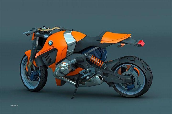 """Концепт BMW """"Supercharger"""". Авто, мото и транспорт — VilingStore.net"""