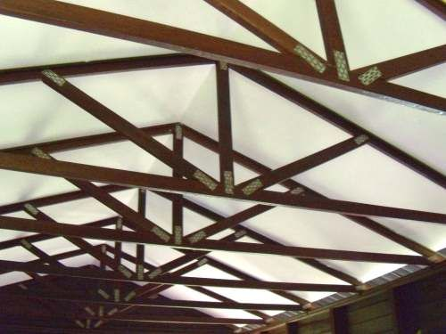 Exposed Rafter Ceilings Ceiling With Exposed Rafters