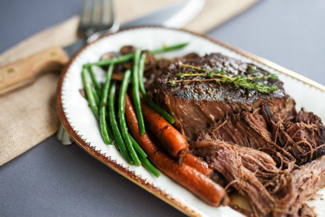 How to make the ultimate holiday brisket with The Nosher and Grow and ...