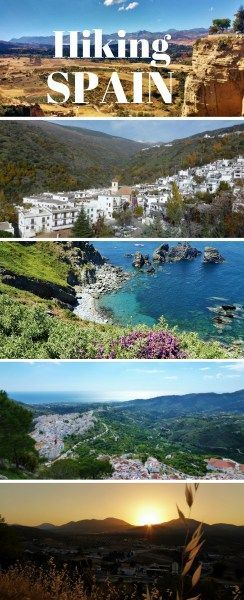 Hiking In Spain - Awesome Guides In The Spotlight - Almuñécar