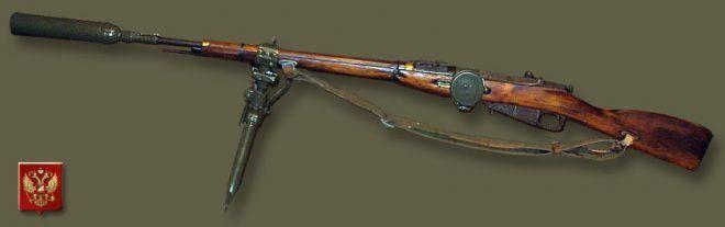 Мосин-Нагант Дыаконож (3) Mosin-Nagant Dyakonov Grenade Launcher