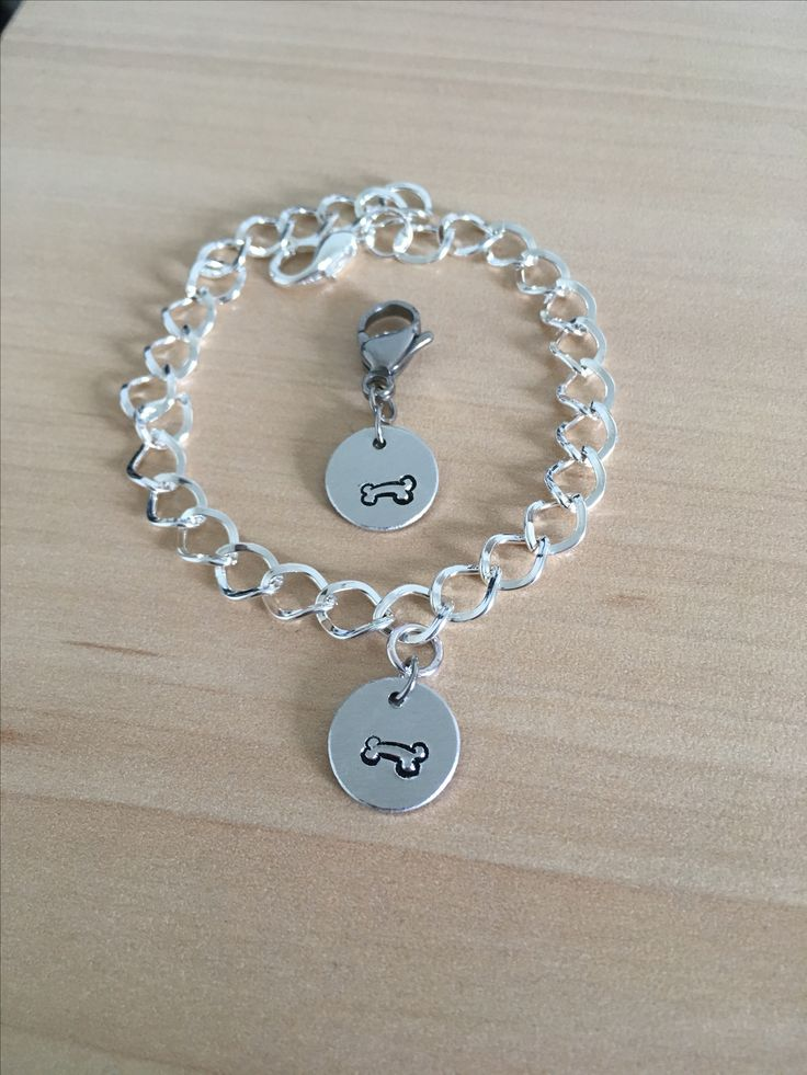 Mommy and fur baby matching charms 🐾 https://www.etsy.com/ca/listing/540750864/mommy-and-fur-baby-matching-charms-tiny?ref=ss_listing