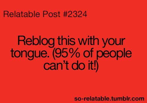 I'm skilled- one of 5%