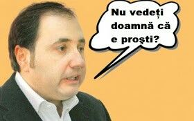 Cristian Rizea bufonul PSD