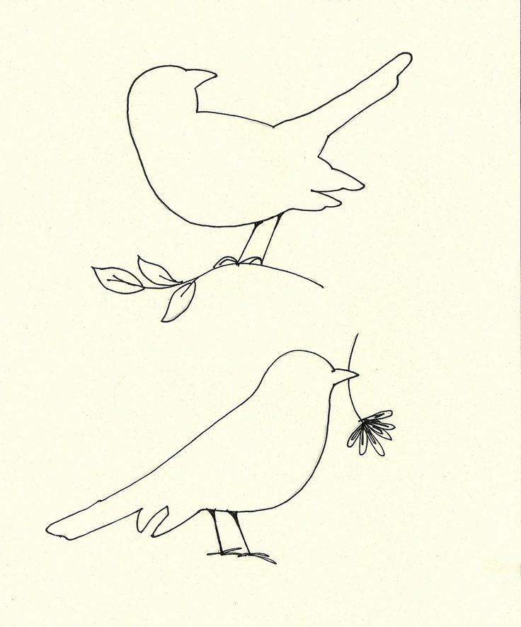 Cottage Hill: Ballard Bird Knock-offs (with printable pattern) I have these giclees...why didn't I think of this?