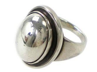 GEORG JENSEN, SV925, silver, ring