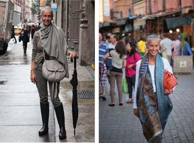 В своей прошлой публикации я затронула тему моды для женщин за... Публикация 'Мечты об элегантной старости' родилась абсолютно спонтанно. Я случайно нашла фото дам в возрасте, в интересной, с моей точки зрения, одежде и выложила с небольшими комментариями. Хочу сказать большое спасибо всем высказавшимся. Благодаря вам у меня родилась идея продолжить эту тему на отечественном материале.