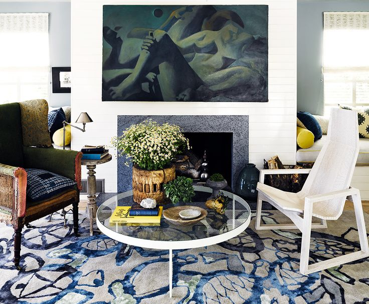 94 best jeffrey alan marks interior designer images on for Beach house design jeffrey strnad