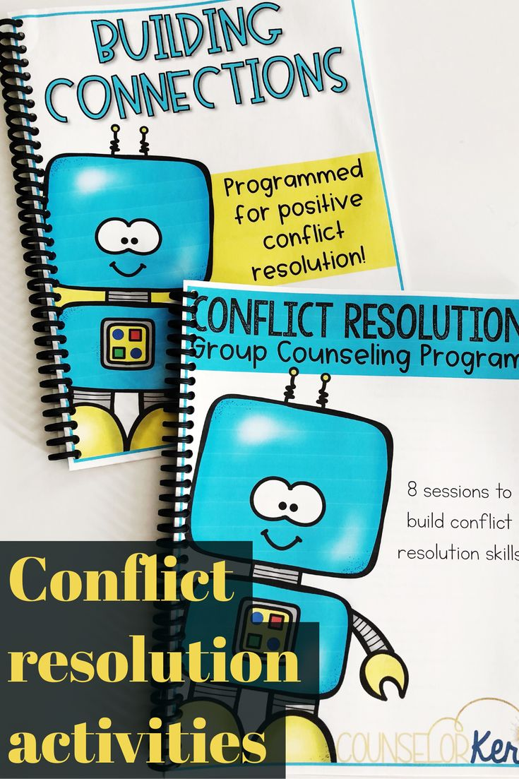 Conflict resolution - Study Guides and Strategies LLC
