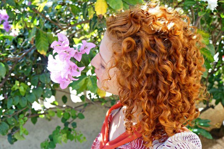 Henna para iniciantes Como pintar o cabelo com Henna Ruivo Acobreado Karina Viega