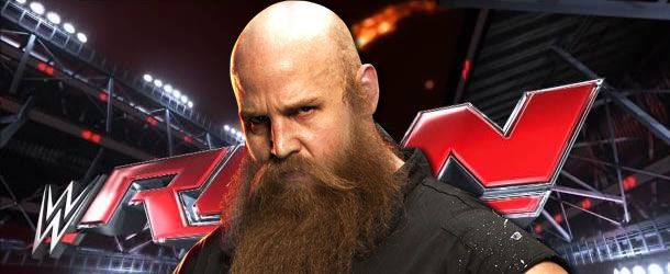 Erick Rowan is in Dallas, TX for tonight's episode of RAW. Rowan suffered a torn bicep back in June, leaving him out of action ever since. He was expected to be out for 4-6 months and should be ready to…