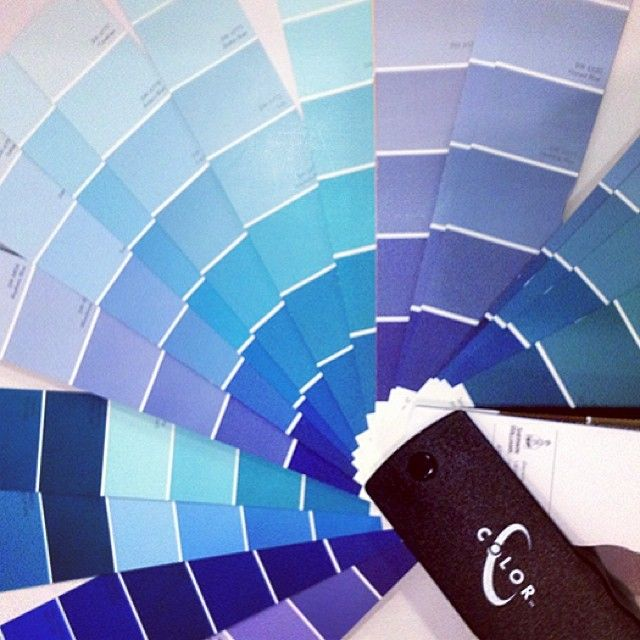 107 best brilliant blues - blue paint colors images on pinterest