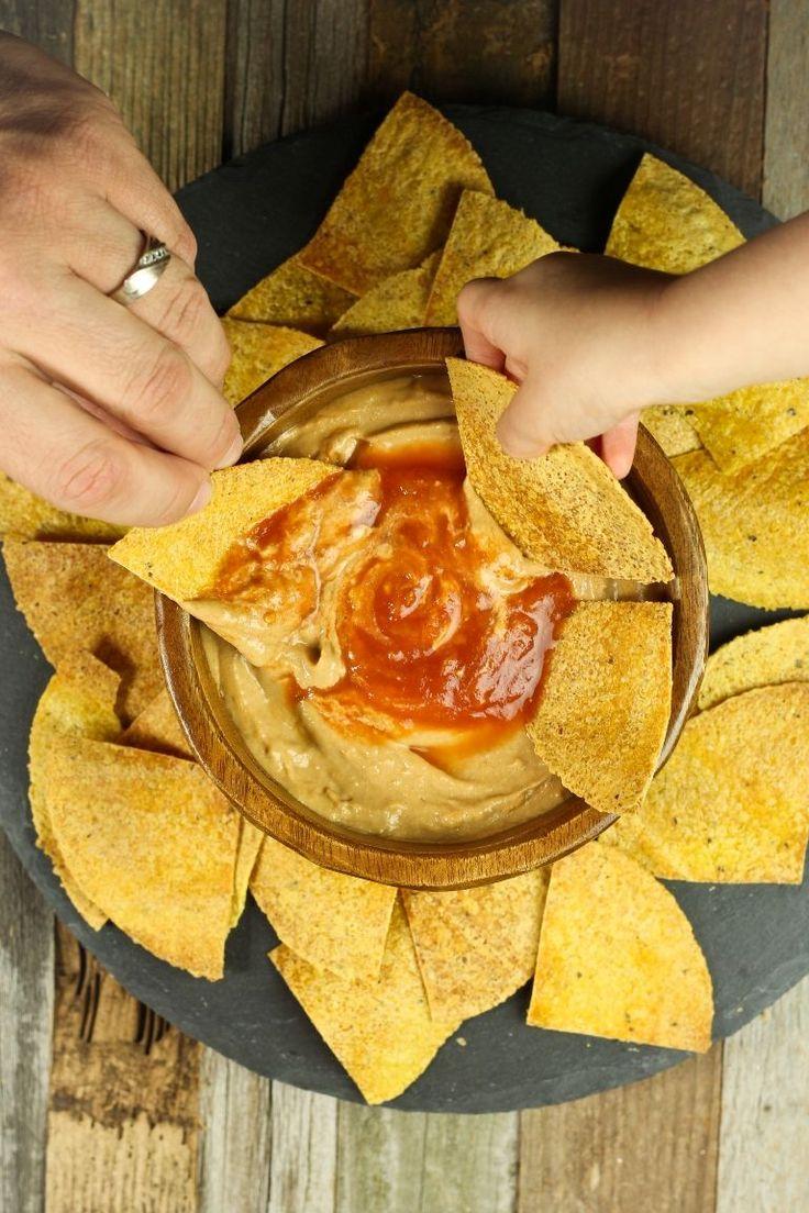 Easy Vegan Mexican Cheese Sauce