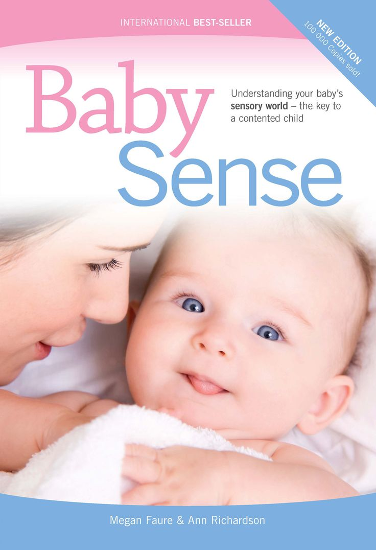 Three of the most common concerns you may have in your baby's first year are revealed in this best selling book