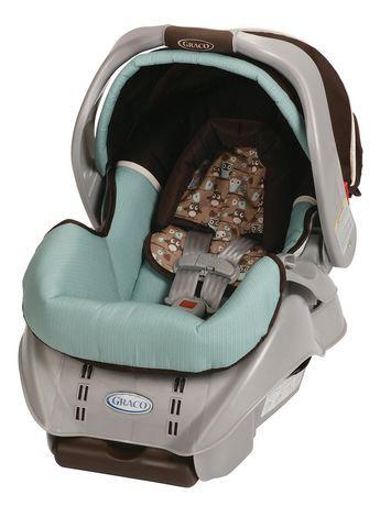 Graco SnugRide Classic Connect Infant Car Seat - Little ...