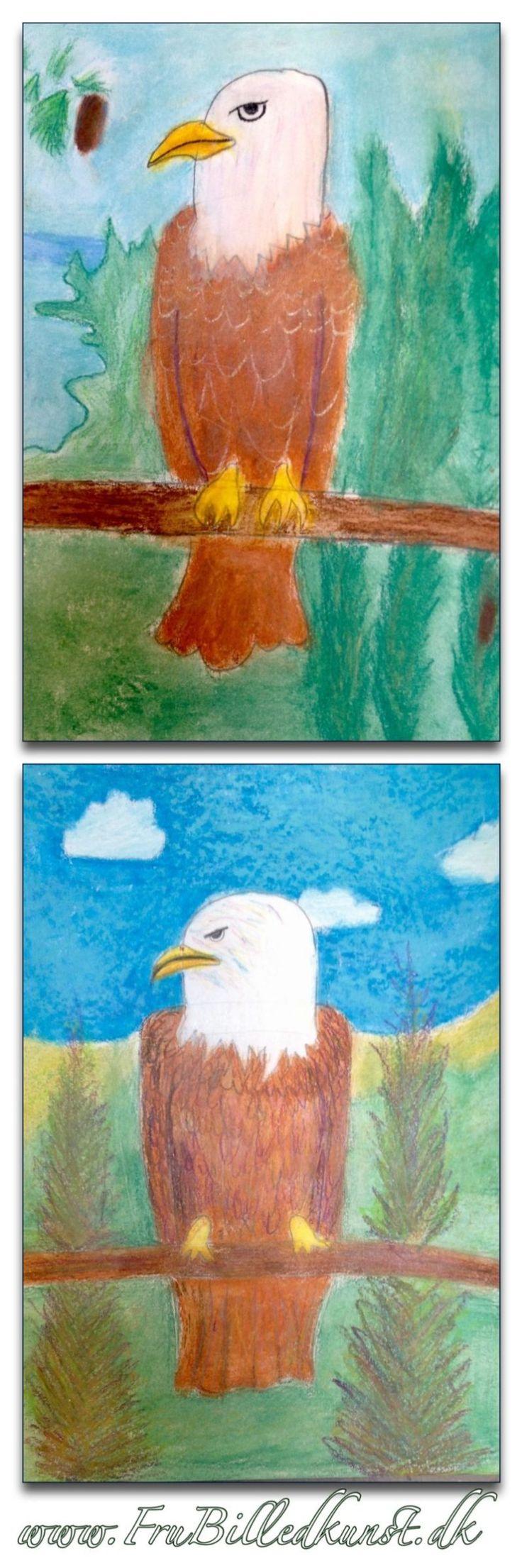 FruBilledkunst | Glimt fra min billedkunstundervisning