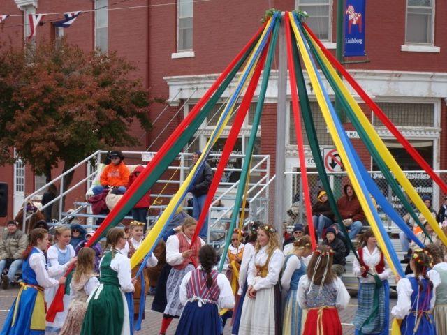 Swedish Festival Kansas | this swedish festival is celebrated in lindsborg kansas