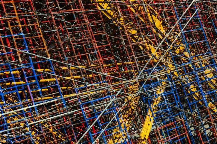 "Saatchi Art Artist Justin Green; Photography, ""Construction Time"" #art"