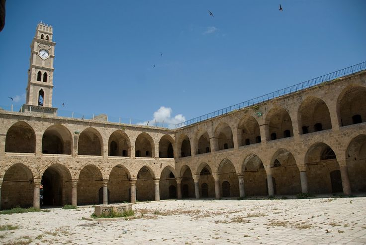 World Heritage Site #65: Old City of Acre, Israel