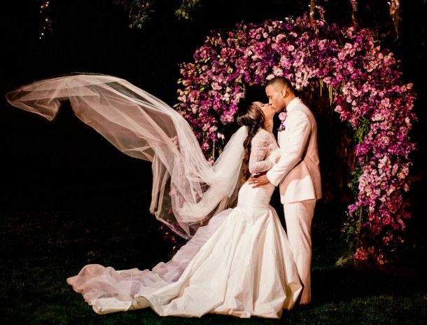 BLACK CELEB WEDDINGS WE WISH WE'D BEEN INVITED TO MEAGAN GOOD AND DEVON FRANKLIN The faith and love that the Franklin's share definitely would have had our hearts and eyes full o Lauren Porter