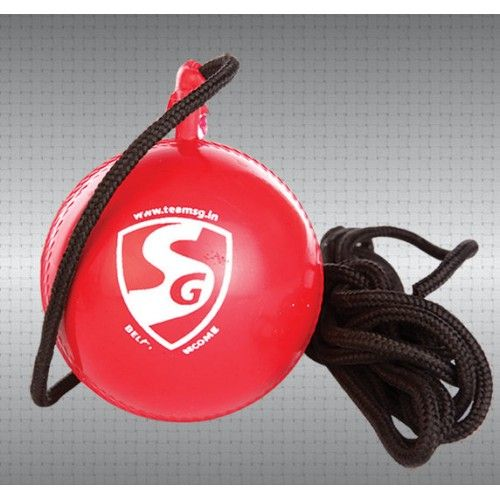 SG iBall (Ball with Cord)|Accessories|Cricket| Bazaar | B2bsphere.com