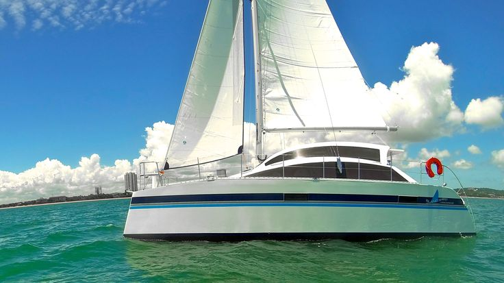 Island spirit 2 Cabin Blue Water Catamaran