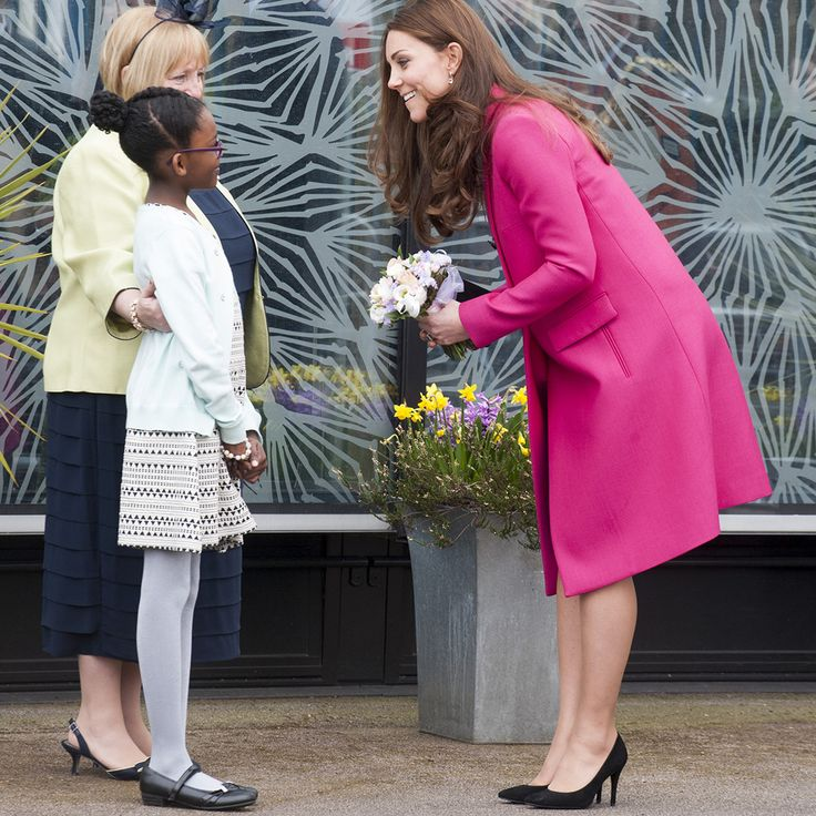 Find out how Kate Middleton stays comfortable in heels.: