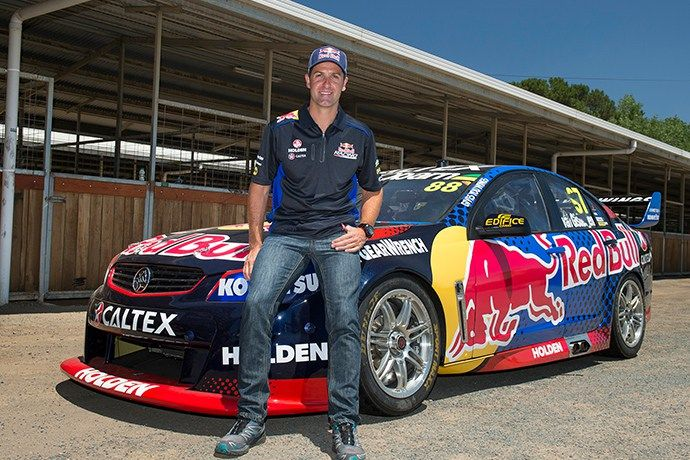 Redbull Racing Australia Launches 2016 V8 Supercars Team | Hooniverse