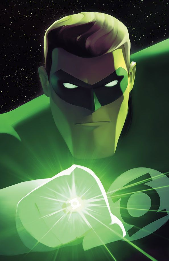 The Green Lantern Adventures! Can't wait for this to start.