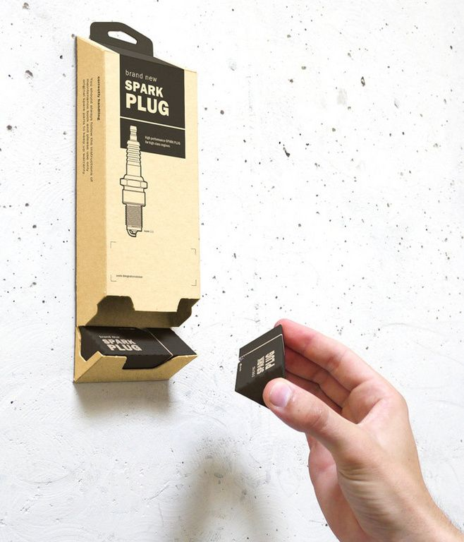Spare Parts Pack Designed By Student Heinke Nienstermann University Of Applied Sciences A Creative Packaging Design Graphic Design Packaging Smart Packaging