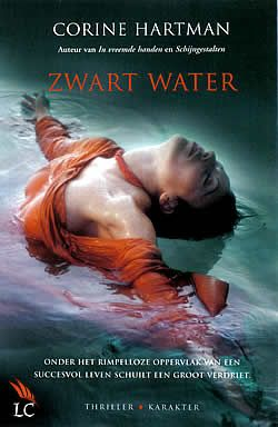 Corine Hartman - Zwart water