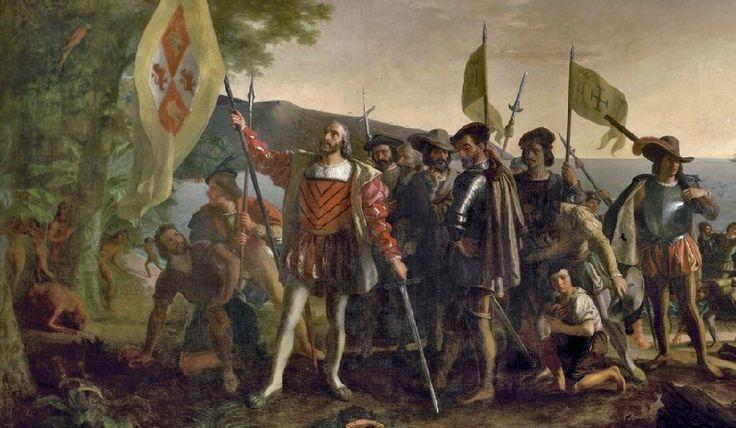 христофор колумб открытие америки
