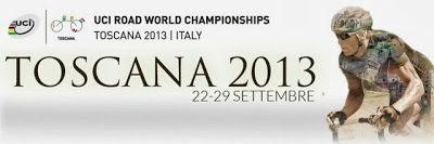Las cosas de Jose: Mundial de ciclismo 2013