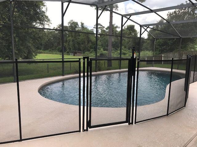 Pool Fence Oviedo Fl Central Florida Pools Pool Fence Pool Gate