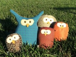 Wise owls from Salmon Alley