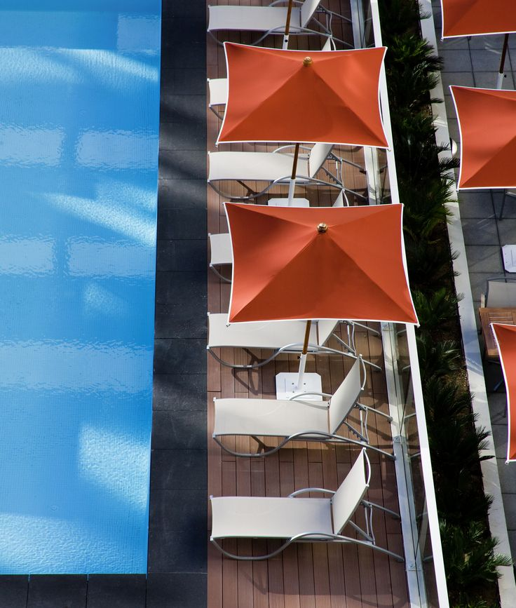 Take the time to relax by the swimming-pool @ Ibis Styles Nice Aéroport Arenas #CoteDAzur #France