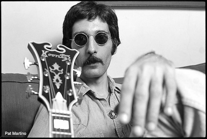 Pat Martino / Pat Martino (born August 25, 1944) is an Italian-American jazz guitarist and composer within the post-bop, fusion, mainstream jazz, soul jazz and hard bop idioms.