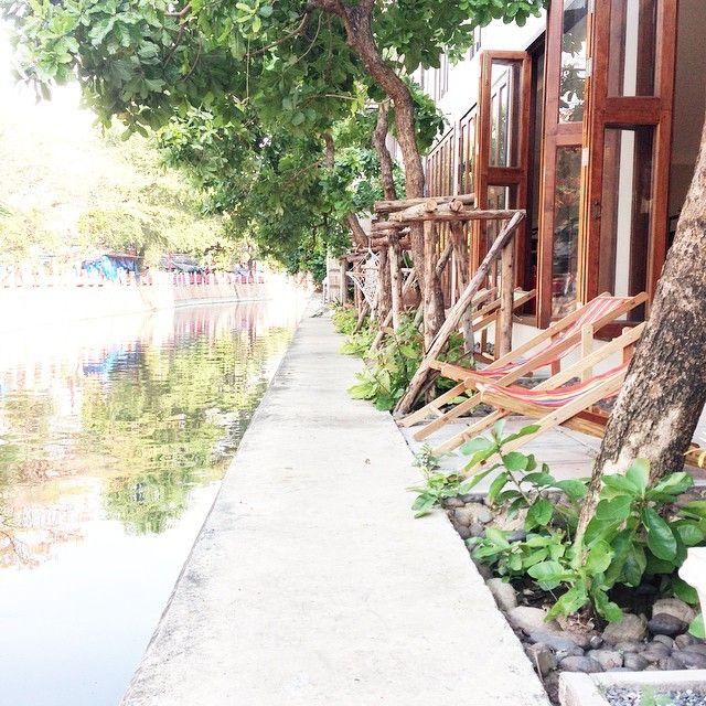 Thailand // Bangkok // Villa Phra Sumen