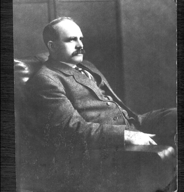 Dr. Harry R. Smith, Superintendent of the Royal Alexandra Hospital, Edmonton, Alberta