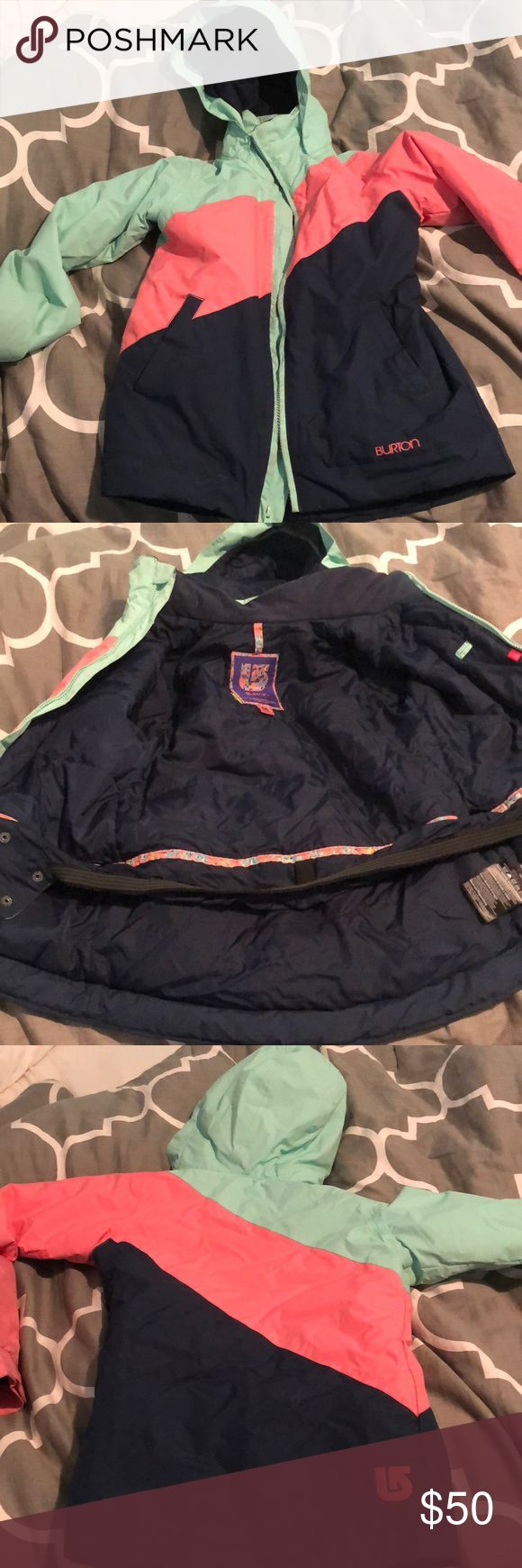 burton ski jacket very warm and in great condition Burton Jackets & Coats