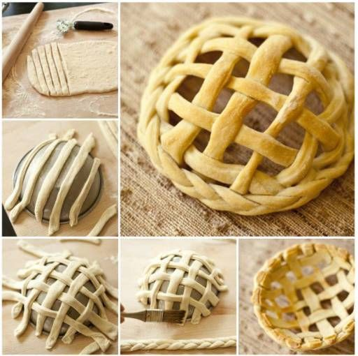 diy-braided-bread-basket#diy #food #recipe