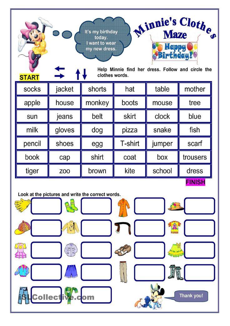 270 best english for children images on Pinterest   Teaching ...