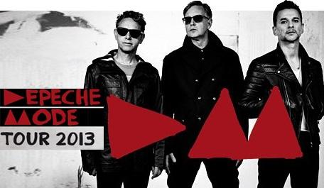 Depeche Mode - Stade de Suisse Bern, Tickets bestellen: ticketcorner.ch #DepecheMode #Bern #Tickets