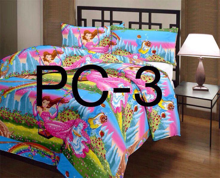 Princess cotton bedsheet