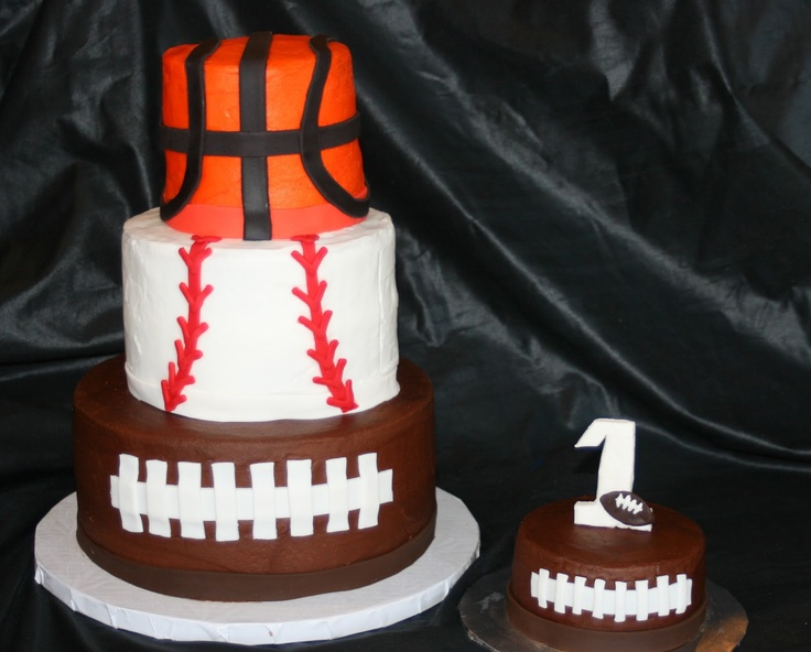 Soccer Smash Cake Outfit