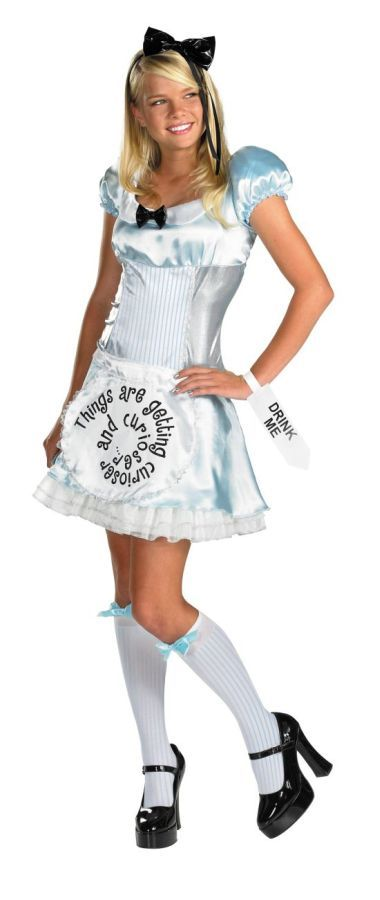 Nice Costumes Alice Child Costume just added...