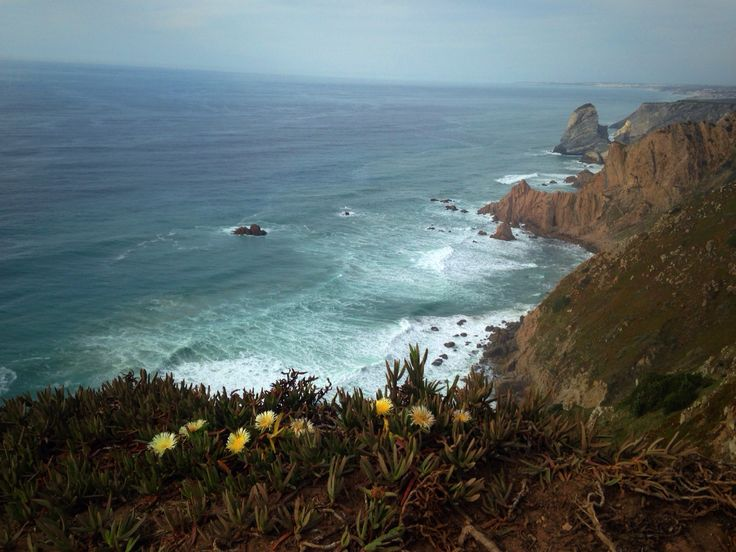 Cabo da Roca, at the end of Europe