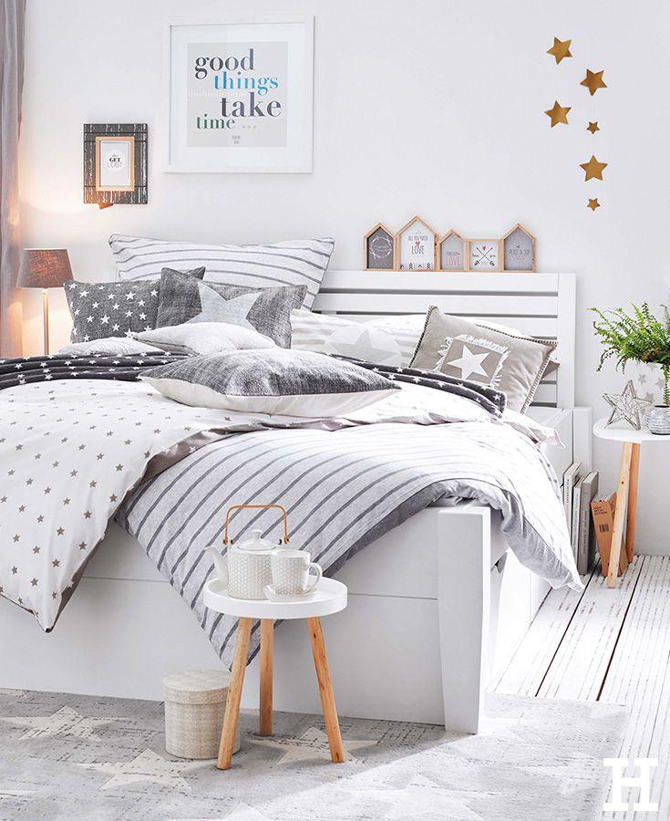 52 Besten Hygge Im Schlafzimmer Bilder Auf Pinterest: Massivholz-Bettgestell Timber In 2019